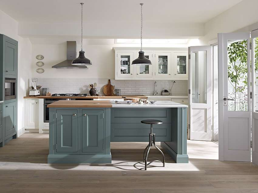 Behind each In-Frame door thereu0027s a place for everything thanks to some very clever storage ideas. Choose from simple cupboards to plentiful pull-outs ... & In-Frame Kitchens - Ktchns Ltd